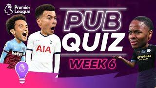 Premier League Pub Quiz Episode 6