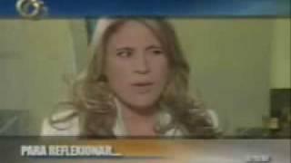 Periodista de Globovisión Desnuda la Hipocresía Chavista