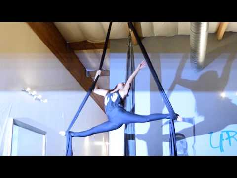 Aerial Silks Performance Control By Halsey