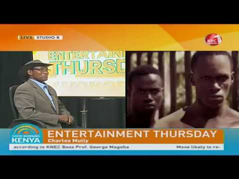 Good Morning Kenya - Charles Mully on Film Industry in Kenya