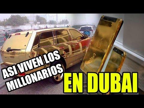ASÍ VIVEN LOS RICOS EN DUBAI #1 (El pais mas rico del mundo)