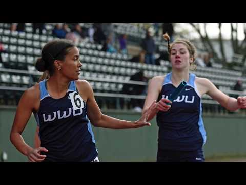 2018 WWU Women's Track & Field Photos Of The Year