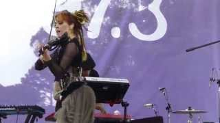 "Lindsey Stirling ""Heist"" Live @ Now and Zen 2014"