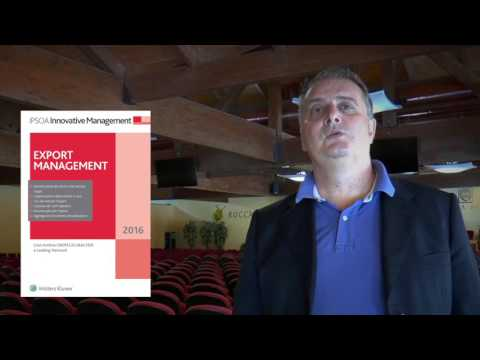 Videoclip di Jonathan Selby sul libro Export Management