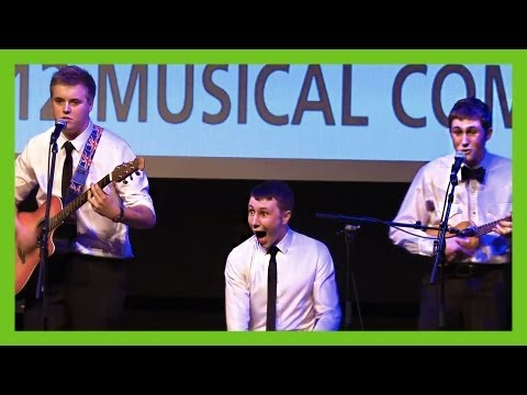 The Musical Comedy Awards – funny musical comedy songs and interview | ComComedy