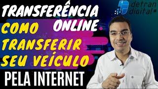 TransferÊncia De VeÍculo Online   Detran.sp   Como Transferir Seu VeÍculo Pela Internet