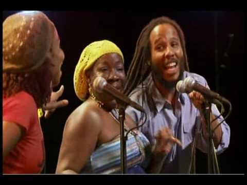 """I Love You Too"" - Ziggy Marley (ft. Rita & Cedella Marley) @ HBO's A Family Is a Family is a Family"