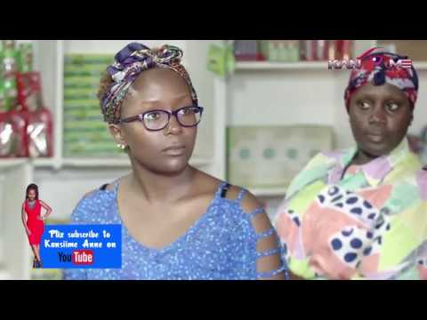 Who is the boss! Kansiime Anne. African comedy