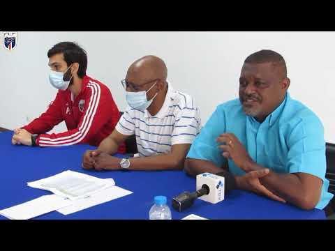 Encerramento da formação para treinadores das camadas jovens