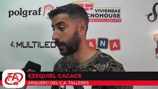 FATV 19/20 Fecha 8 - Talleres 3 - Comunicaciones 1 - Entrevistas II