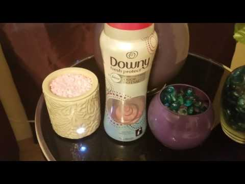 DIY Wax Burner Scent with LAUNDRY BEADS!