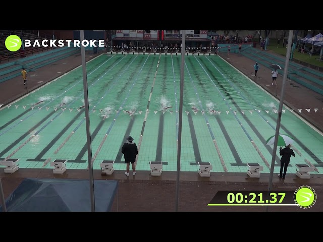 #201 Mixed 100 LC Meter Freestyle Heat 2 of 15