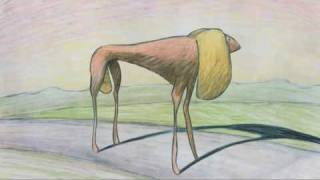 HORN DOG clip - by Bill Plympton