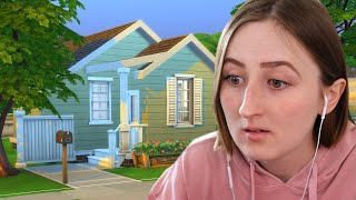 I only have $10k to build a house in The Sims 4...