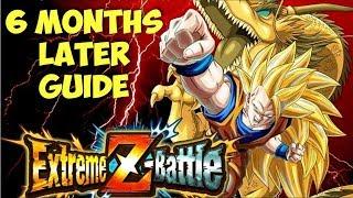 Easy? Difficult? How Hard is SSJ3 Goku EZA Event 6 Months Later: DBZ Dokkan Battle
