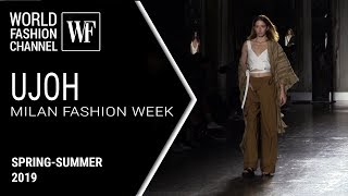 Ujoh spring-summer 2019 | Milan fashion week