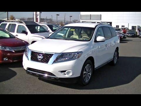 2013 Nissan Pathfinder Youtube