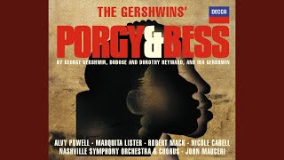 Gershwin: Porgy and Bess / Act 1 - Honey man! Honey man! Here come de honey man
