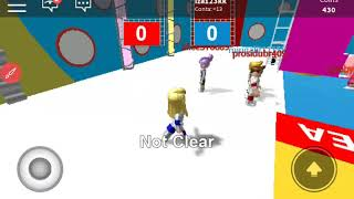 ROBLOX what was ISO in the Comeso of the video