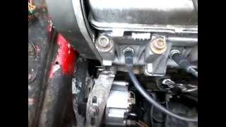 проблема с двигателем ВАЗ 2108 1.3