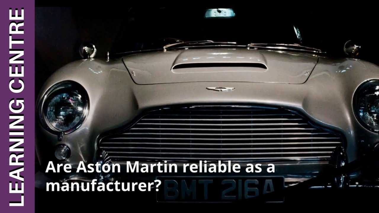 How reliable is Aston Martin? A balanced view of the luxury ... | aston martin reliability