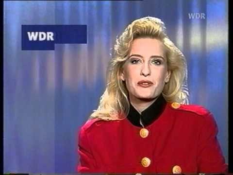 Ansagerin Claudia Kleinert WDR  YouTube