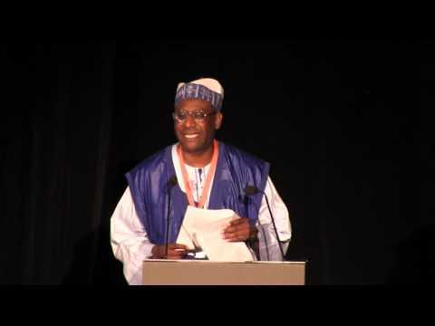 UJ Pan-African Pantheon: Prof A. Mutambara - 'The Rise, Fall... 'Pan-Africanism'