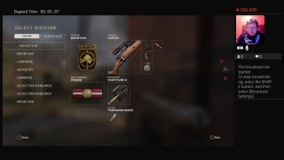 WW2  - Extremely Late Night Chillstream - Road to Twitch affiliate