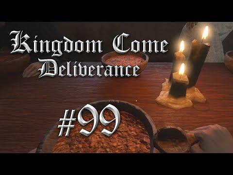 Kingdom Come Deliverance PS4 #99 - Im Kloster vergiftet! - Kingdom Come Deliverance Gameplay German