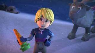 La Reine Des Neiges: Magie Des Aurores Boréales | Épisode 2 | Disney BE streaming