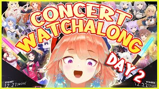 【HOLOLIVE 2ND FES. WATCHALONG】Let's cheer for them together! 【DAY 2】 #こえていくホロライブ  #kfp #キアライブ