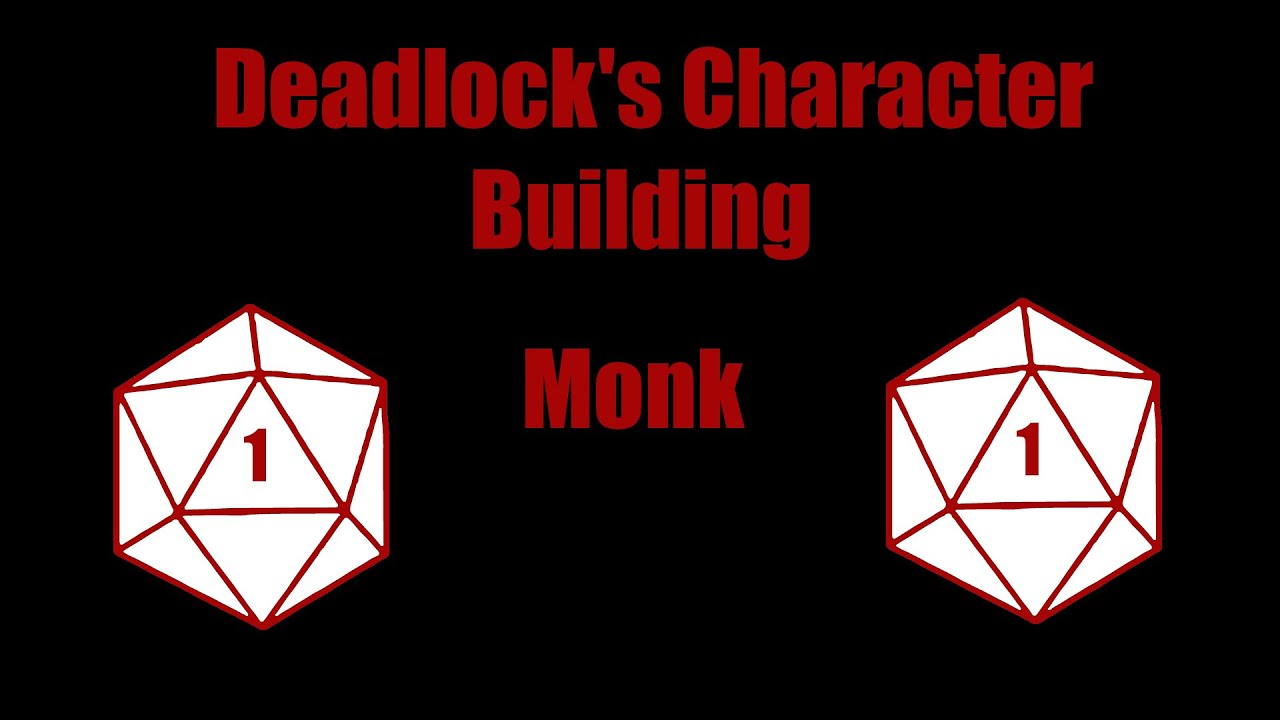 Character Building ( D&D 5th edition) The WoodElf Shadow Monk