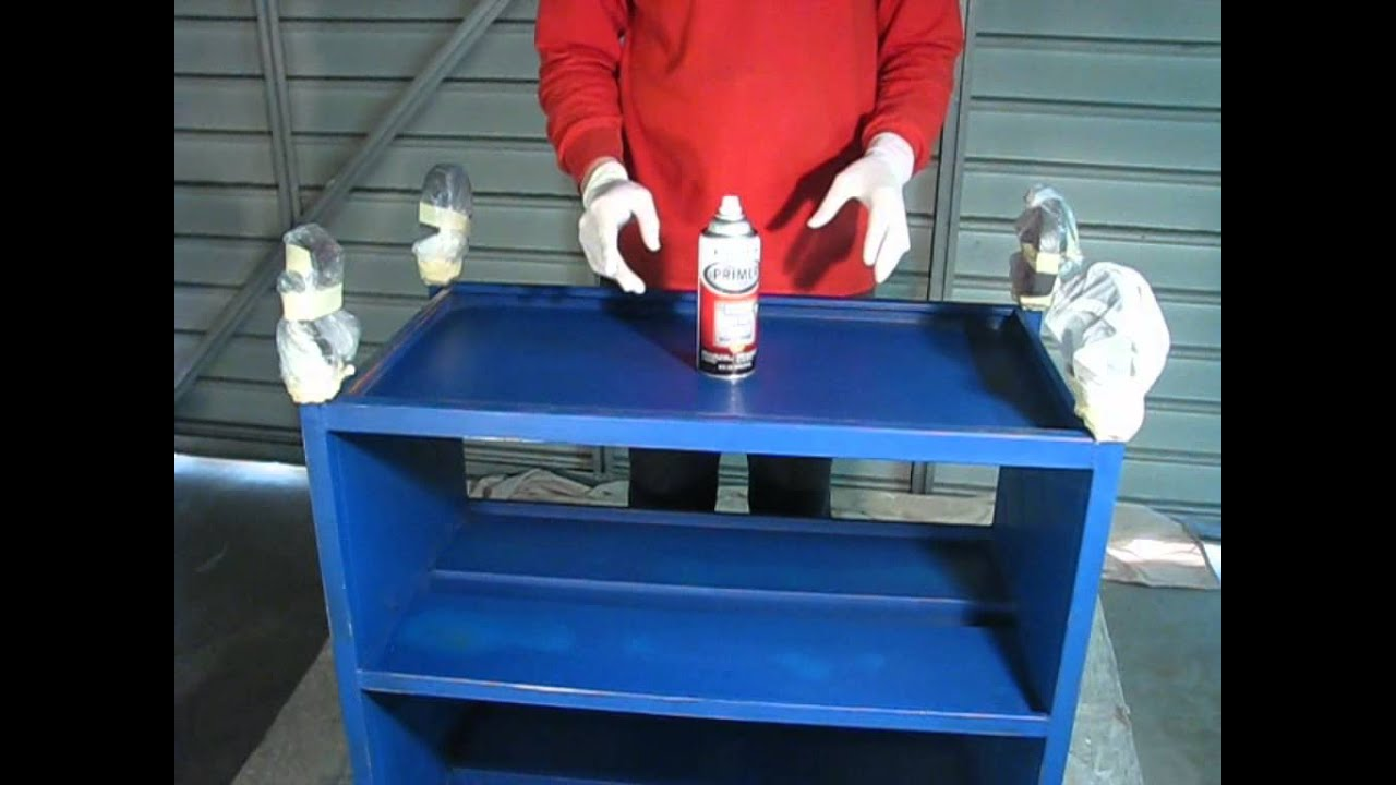 spray painting metal furnitureSpray Painting Metal Furniture  YouTube