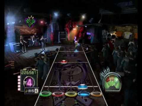 Guitar Hero 3 Custom - Paradise City