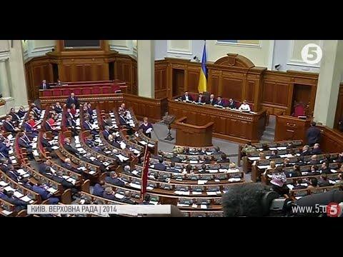 """Гра на випередження: вихід з коаліції фракції """"Народний фронт"""" блокує оголошення дочасних виборів"""