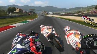 MOTO GP 2014 PS4 - Mugello, Dani Pedrosa