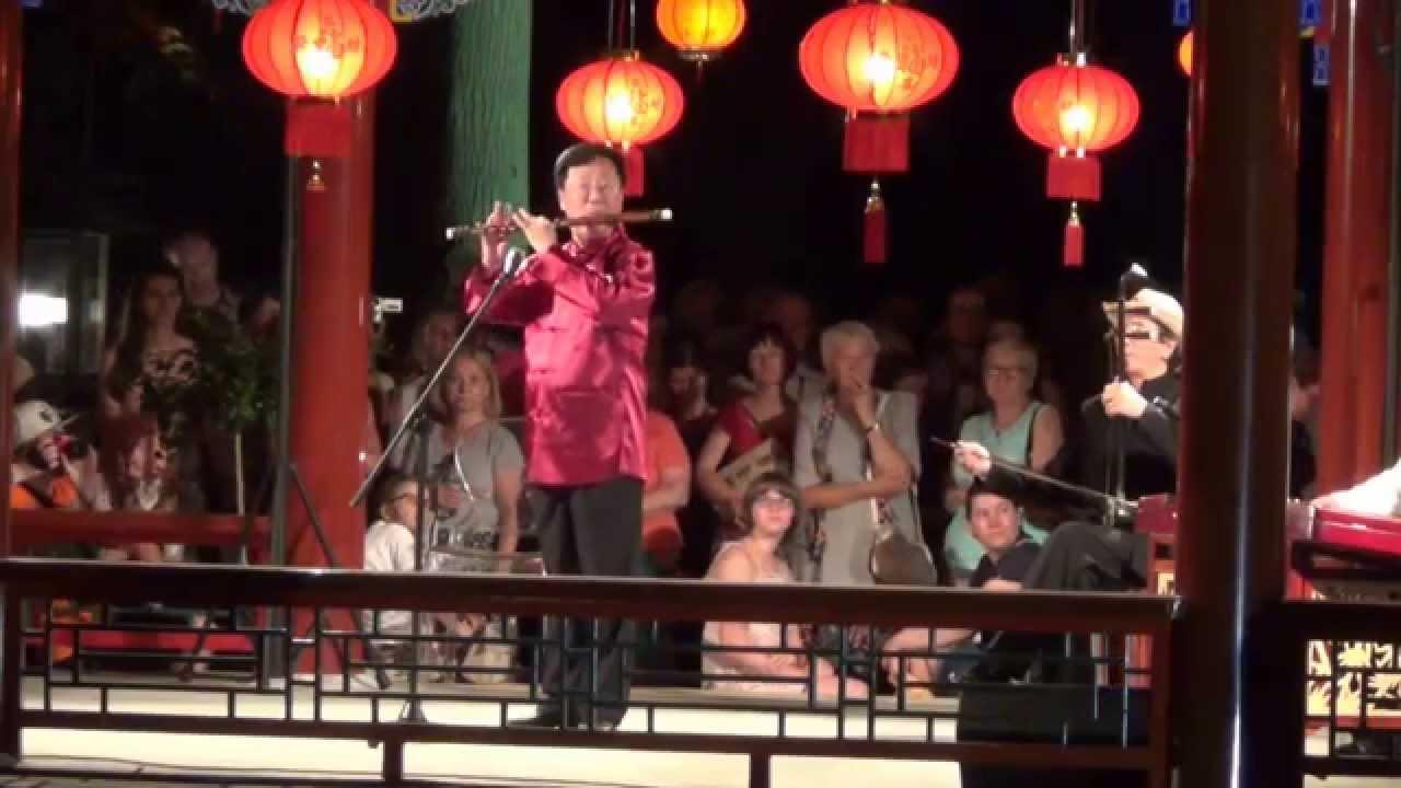 Otwarcie Iii Festiwalu Lampionów Chińskich 282014 łazienki Królewskie Warszawa