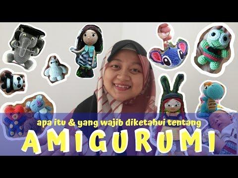 Amigurumi untuk Pemula || Amigurumi tutorial for beginners