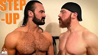 Drew McIntyre & Sheamus Step-Up (GARAGE GYM!)