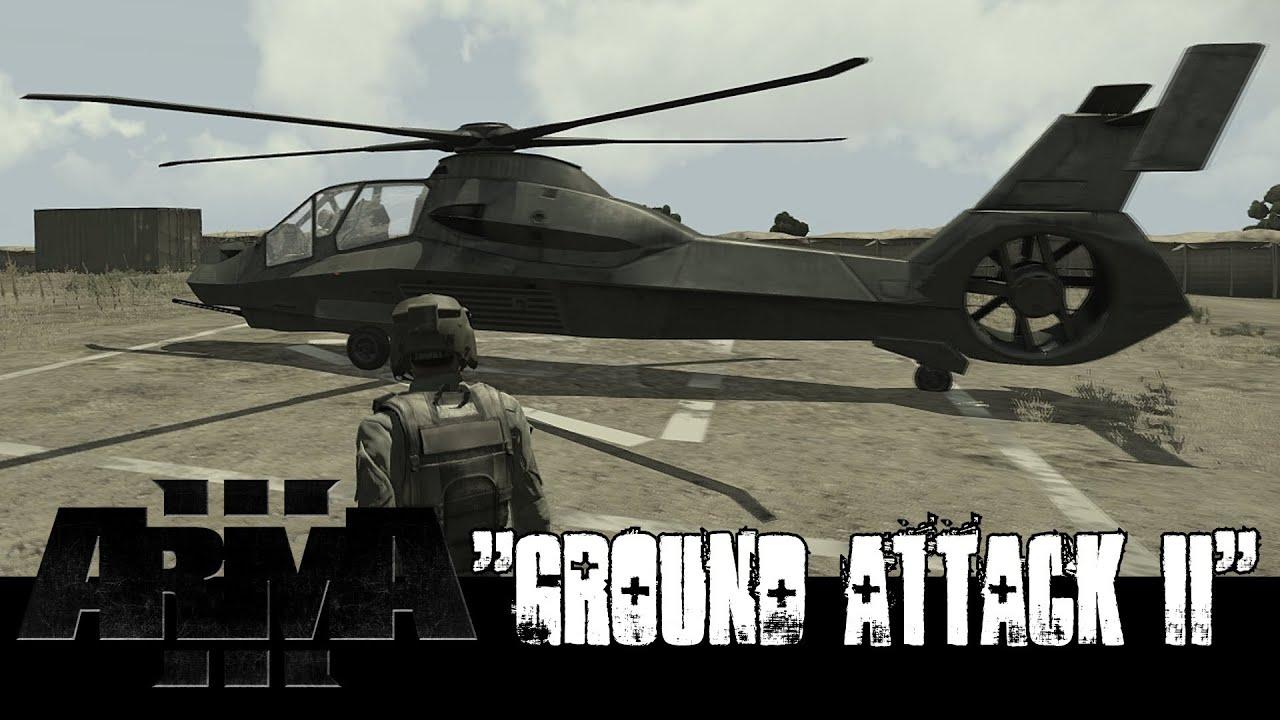 Arma 3 Elicottero : Quot ground attack ii arma comanche helicopter