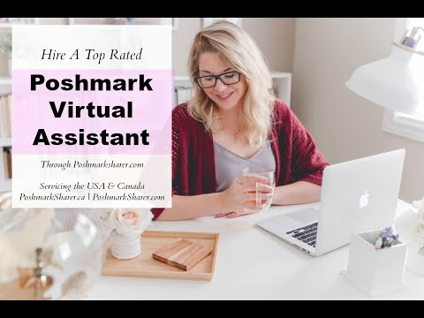 Poshmark Virtual Assistant Service - Reseller Services