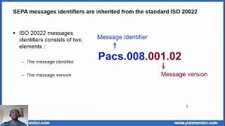 SEPA Payments - SEPA and ISO 20022 Messages Identifiers