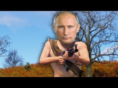 Vladimir Putin Saves The People Of Rust