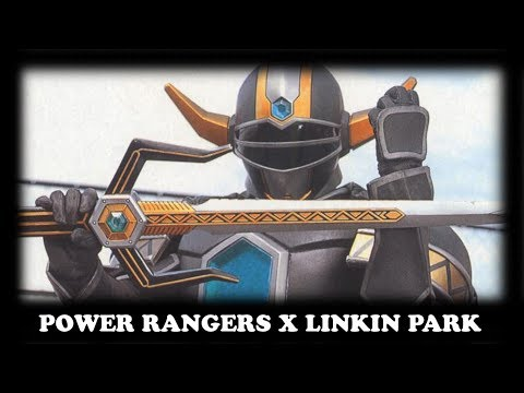 (Chester Bennington Tribute) Power Rangers Magna Defender Music Video - Somewhere I Belong!
