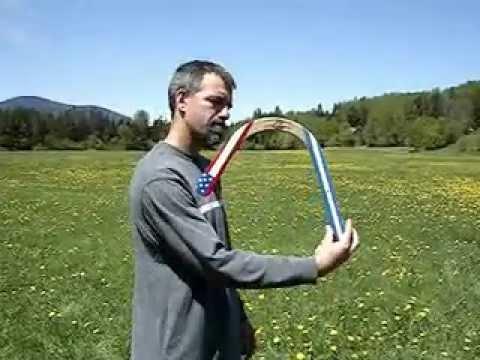 Returning boomerang called