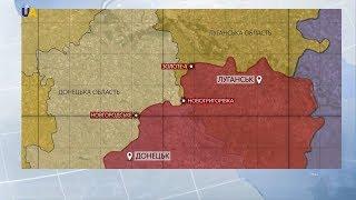 Російські окупанти чотири рази відкривали вогонь на Донбасі