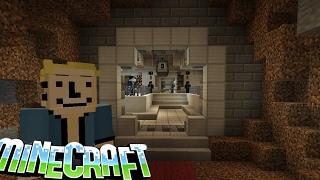 #60 Убежище 101 из Fallout 3 в Minecraft!!!