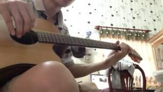 Vai ao mau xanh guitar Ân