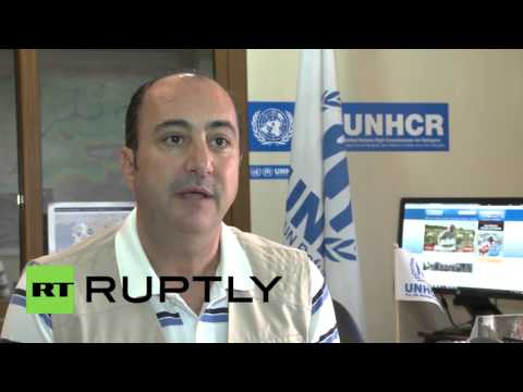 Syria: UN-led aid delivery arrives in besieged city of Al-Rastan