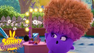 SUNNY BUNNIES - New Hairstyle   Season 5   Cartoons for Children